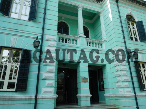 Museum of Taipa and Coloane History Macau